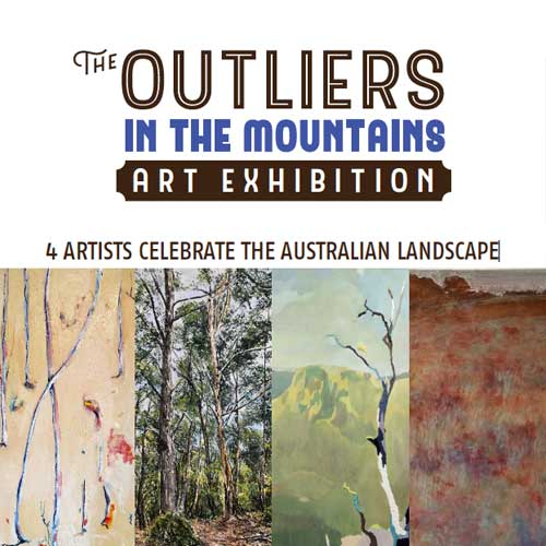 OUTLIERS – An art exhibition in the mountains