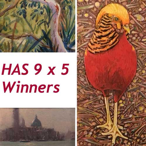 HAS 9×5 Exhibition Results