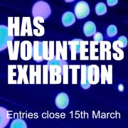 HAS Volunteers Exhibition – 2019