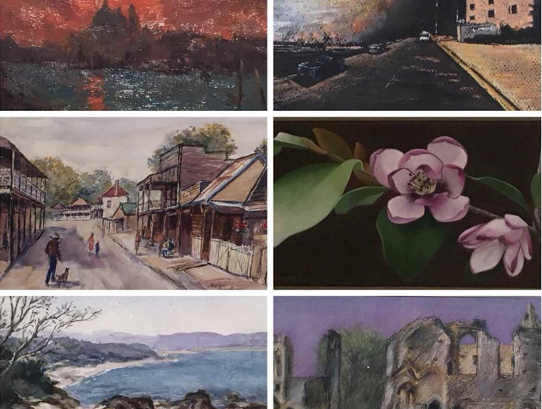 9 x 5 Workshops & Exhibition