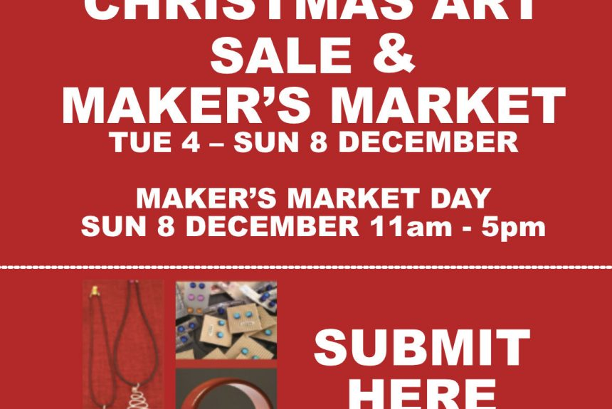 2019 Christmas Art Exhibition and Maker's Market