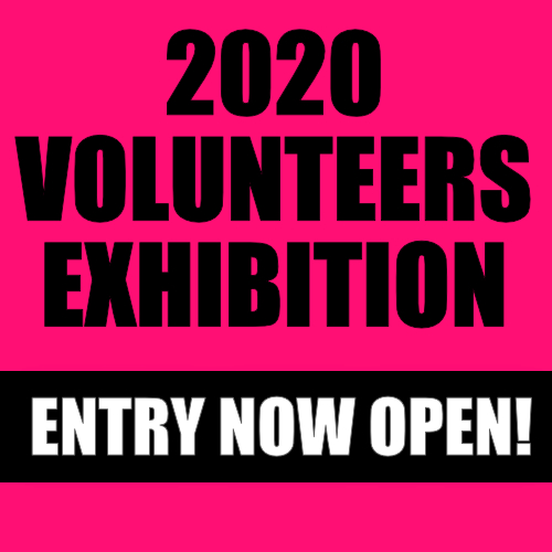 2020 Volunteers Exhibition Entry Form